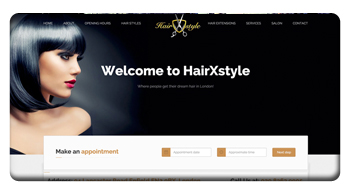 HairXstyleWebsite_project
