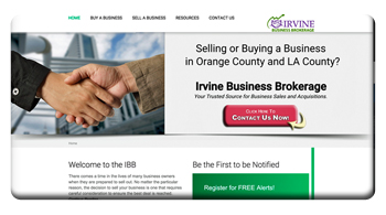 IrvineBusinessBrokerage.com