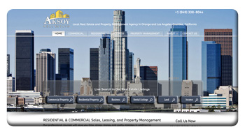 Meltem Technology, Inc. | AksoyRealty Website