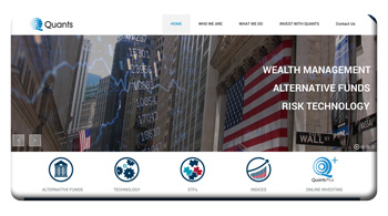 Meltem Technology, Inc. | Quants Corp Website