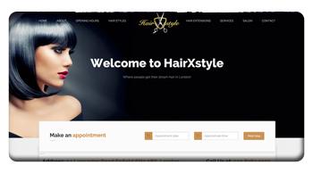 HairXstyleWebsite_project