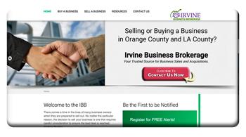 IrvineBusinessBrokerage.com