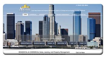 Meltem Technology, Inc. | AksoyRealty Website
