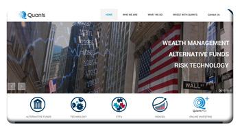 Meltem Technology, Inc. | Quants Corp Website